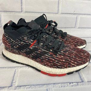Adidas pure Ultra boost carbon black running shoe